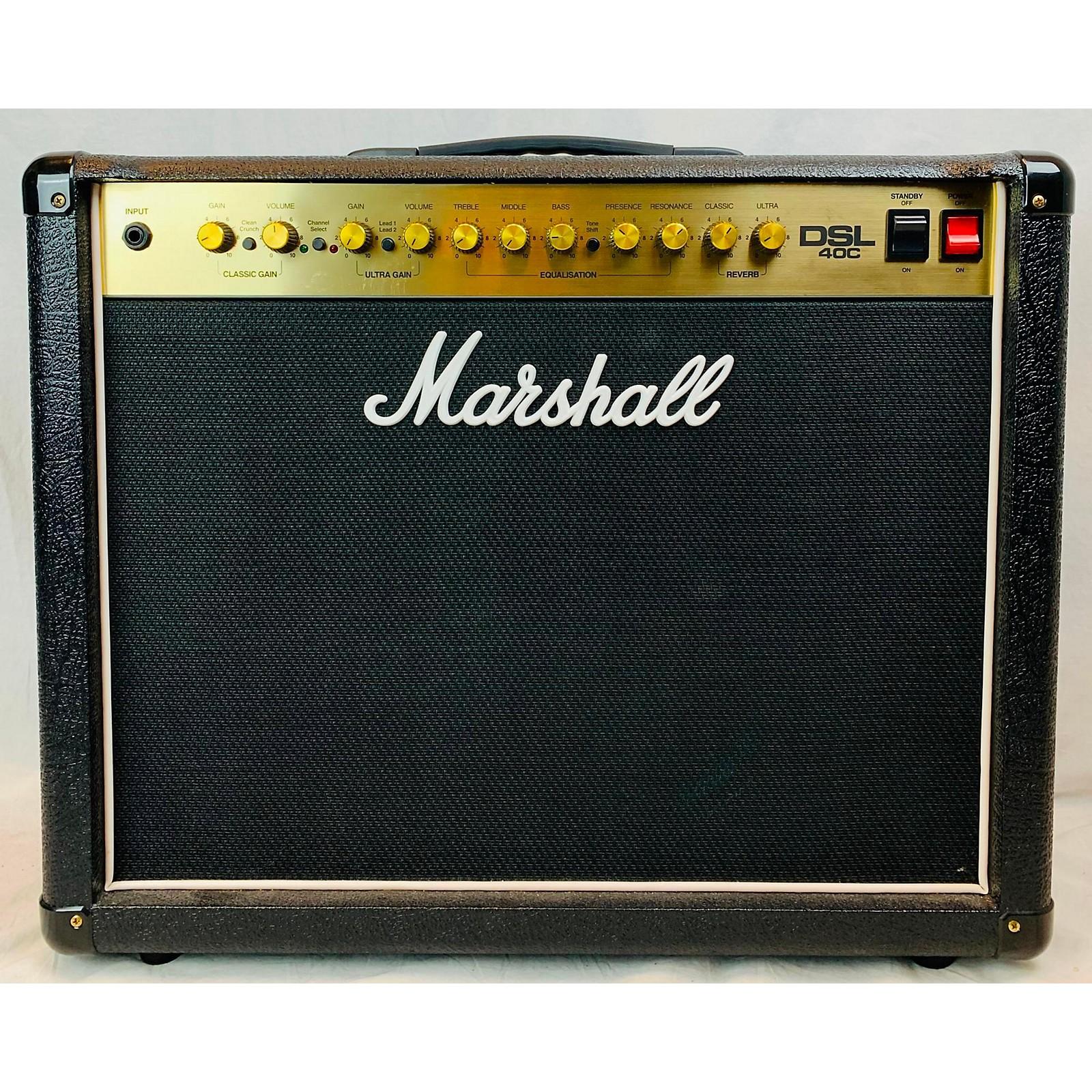 Marshall DSL40C Tube Guitar Combo Amp