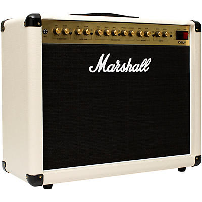 Marshall DSL40CR Limited-Edition Cream 40W 1x12 Tube Guitar Combo Amp