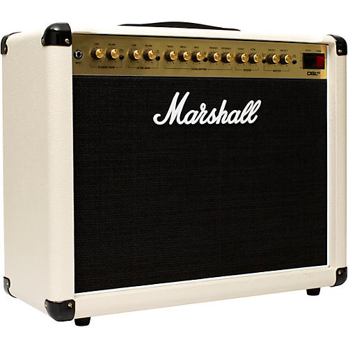 Marshall DSL40CR Limited-Edition Cream 40W 1x12 Tube Guitar Combo Amp Cream