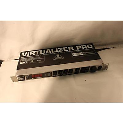 Behringer DSP2024P Virtualizer Pro Multi Effects Processor
