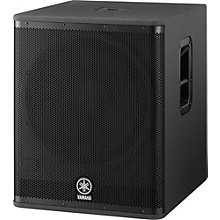 Open Box Yamaha DSR118W Active Subwoofer