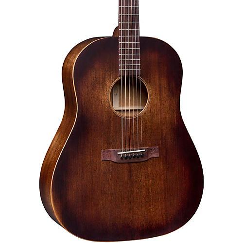 Martin DSS-15M StreetMaster Dreadnought Acoustic Guitar Natural