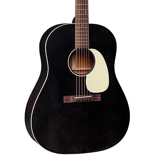 Martin DSS-17 Black Smoke Dreadnought Acoustic Guitar