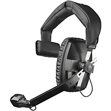 DT 108 400 ohm Single-Sided Headset (cable not included) Black