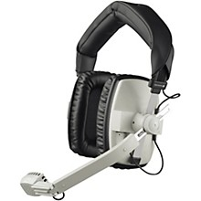 DT 109 400 ohm Headset (cable not included) Gray