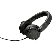Open Box Beyerdynamic DT 240 Pro Closed Back Stereo Headphones with Swivel Cups and Detachable Cable