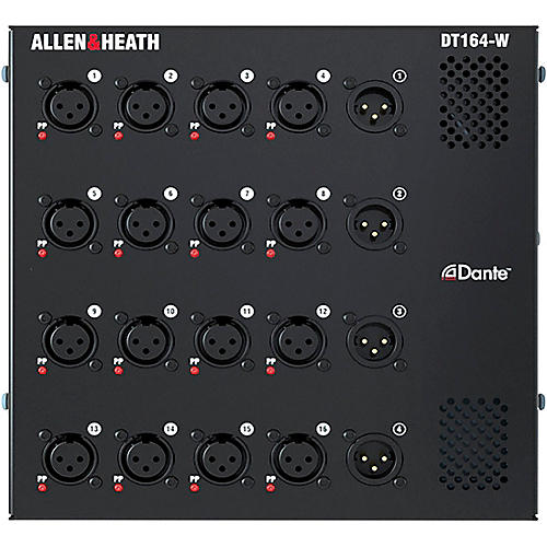 Allen & Heath DT164-W Dante I/O Expander