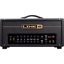 Open Box Line 6 DT25 25W Tube Guitar Amp Head