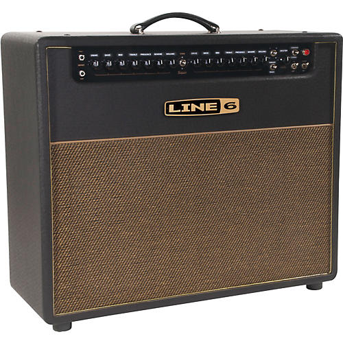 line 6 dt50 212 25 50w 2x12 guitar combo amp musician 39 s friend. Black Bedroom Furniture Sets. Home Design Ideas