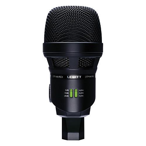 Lewitt Audio Microphones DTP 640 REX Reference Class Dual Element Microphone