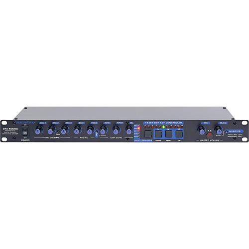 VocoPro DTX-5000G Karaoke Mixer and Decoder