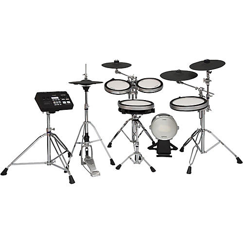 yamaha dtx 760k electronic drum set with hardware pack musician 39 s friend. Black Bedroom Furniture Sets. Home Design Ideas