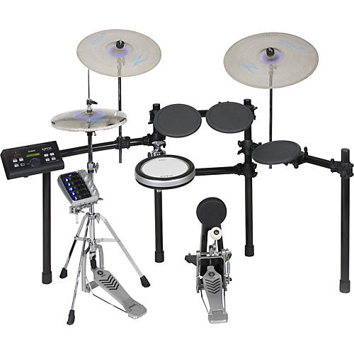 Yamaha DTX520SP Electronic Drum Shell Pack with Zildjian Gen 16 Cymbals