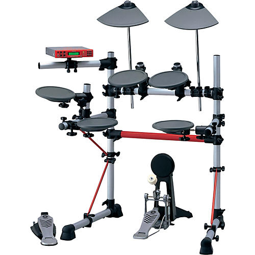 Yamaha dtxpress iii electronic drum set musician 39 s friend for Electric drum set yamaha