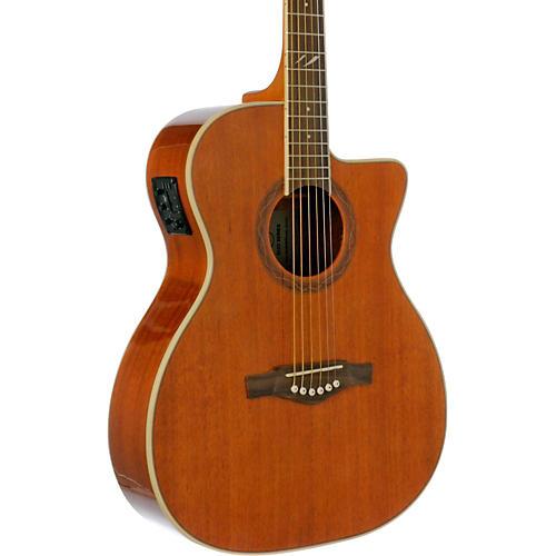 EKO DUO Series Auditorium Acoustic-Electric Guitar