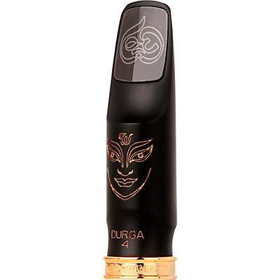 Theo Wanne DURGA 4 Hard Rubber Alto Saxophone Mouthpiece