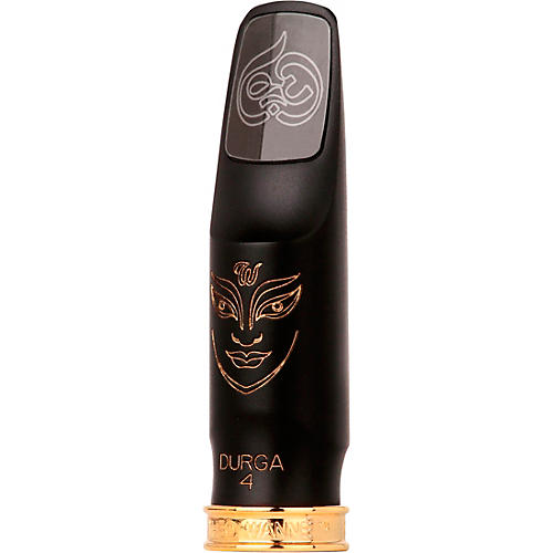 Theo Wanne DURGA 4 Hard Rubber Alto Saxophone Mouthpiece 9
