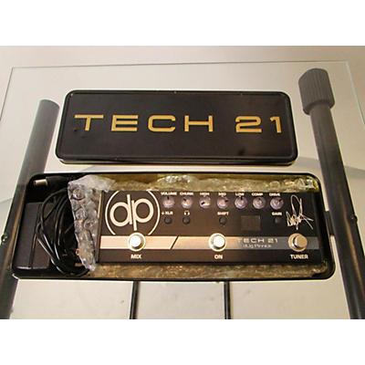 Tech 21 DUg Pinnick DP-3X Bass Effect Pedal