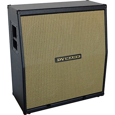 DV Mark DV Gold 412 600W 4x12 Guitar Speaker Cabinet