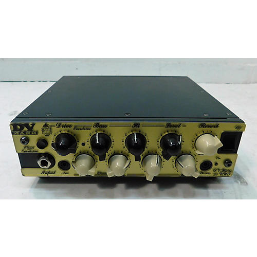 DV Mark DV MICRO 50 CMJ Solid State Guitar Amp Head