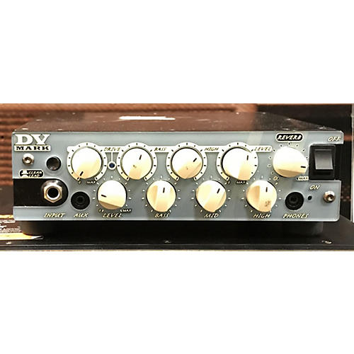 DV MICRO 50 Solid State Guitar Amp Head