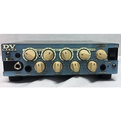 DV Mark DV MIKRO 50 Solid State Guitar Amp Head