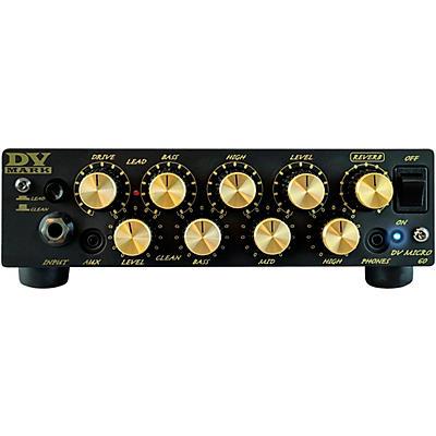 DV Mark DV Micro 60 60W Guitar Amp Head