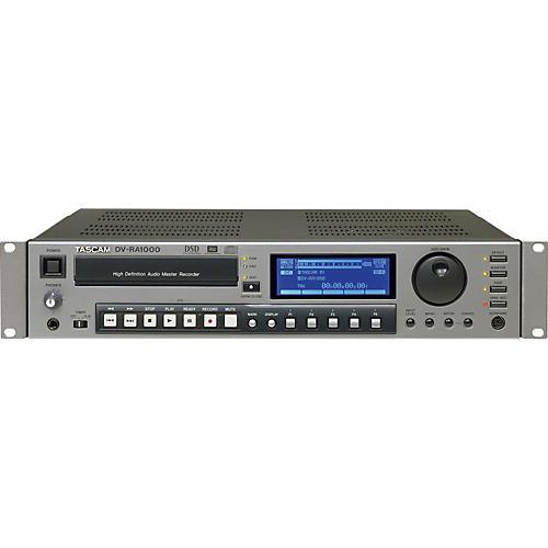 Tascam DV-RA1000 High-Resolution DVD Master Recorder