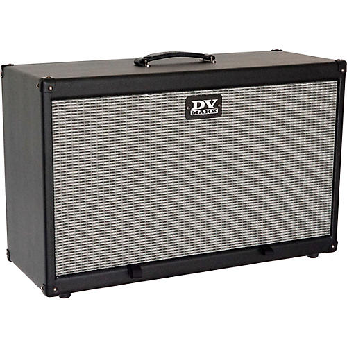 DV Mark DV Silver 212 300W 2x12 Guitar Speaker Cabinet Condition 1 - Mint