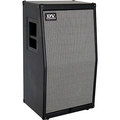 DV Mark DV Silver 212V 300W 2x12 Vertical Guitar Speaker Cabinet