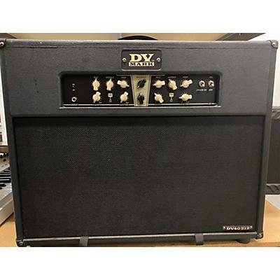 DV Mark DV40 40W 2x12 Tube Guitar Combo Amp