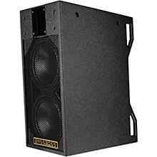 "BASSBOSS DV8 Powered 2-way Dual 8"" MicroMain Loudspeaker"