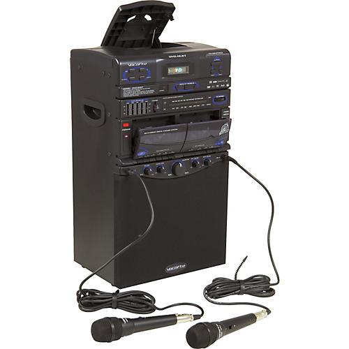 DVD Duet Karaoke System