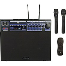 Open BoxVocoPro DVD-Soundman Portable 4-Channel System with 2 Wireless Mics