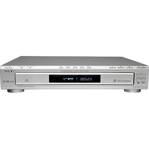 Sony DVPNC80V/S 5-Disc DVD Changer