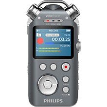 Open Box Philips DVT7500 Portable Audio Recorder