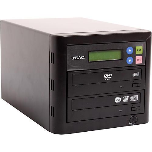 Tascam DVW/D11A DVD Duplicator Tower