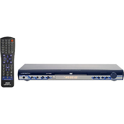 VocoPro DVX-668K Multi-format Karaoke Player
