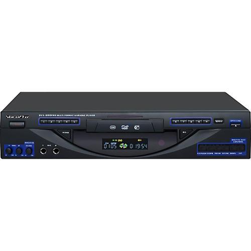 VocoPro DVX-880 Pro DVD/CDG/MP3/MP4 Karaoke Player