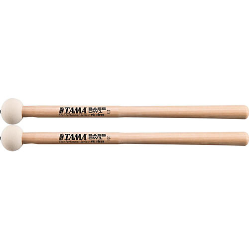 Tama Marching DW1 Star Performer Marching Bass Drum Mallet by Vic Firth