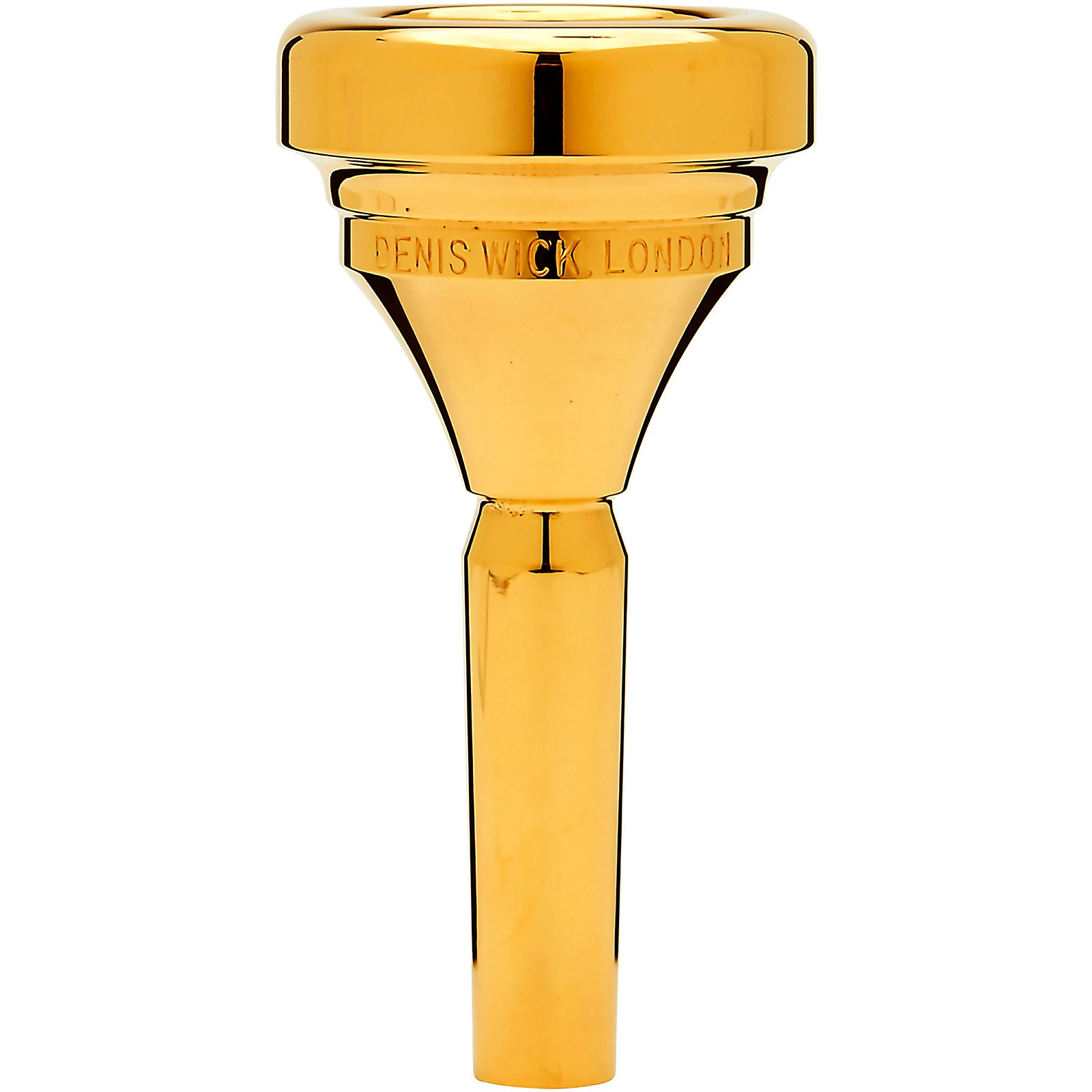 Denis Wick DW4286 Classic Series Tuba Mouthpiece in Gold