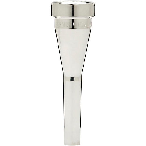Denis Wick DW6882 HeavyTop Series Trumpet Mouthpiece in Silver