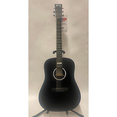 Martin DX Johnny Cash Signature Solid Body Electric Guitar