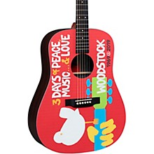 Martin DX Woodstock 50th Anniversary Dreadnought Acoustic-Electric Guitar