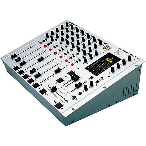 behringer dx1000 pro dj production console musician 39 s friend. Black Bedroom Furniture Sets. Home Design Ideas