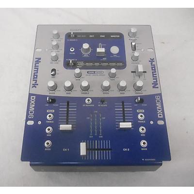 Numark DXM06 DJ Mixer