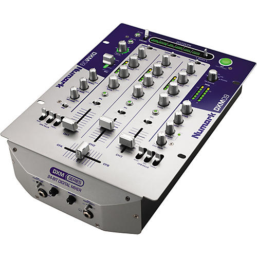 Numark DXM09 Digital DJ Mixer | Musician's Friend