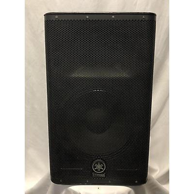 Yamaha DXR12 Powered Speaker