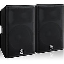 Yamaha DXR15 Speaker Pair
