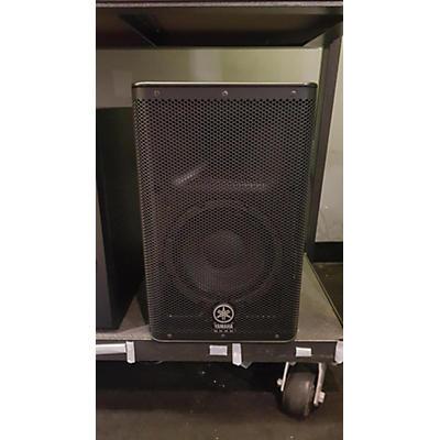 Yamaha DXR8 Power Amp